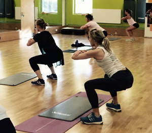 exercises classes crowborough and uckfield